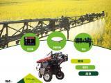 农用机械产品应用7寸液晶屏案例