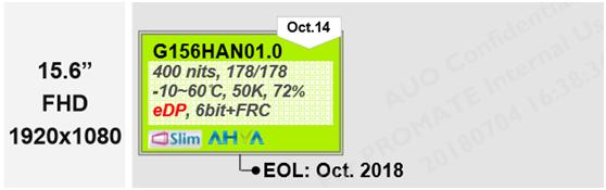 G156HAN01.0