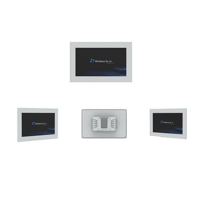 15寸电容触摸屏工业平板电脑