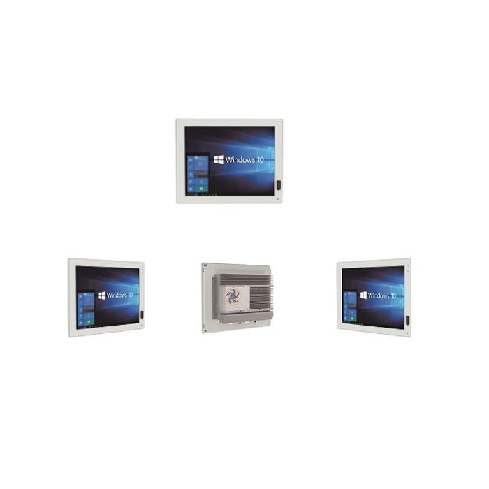15寸电容屏工业平板电脑