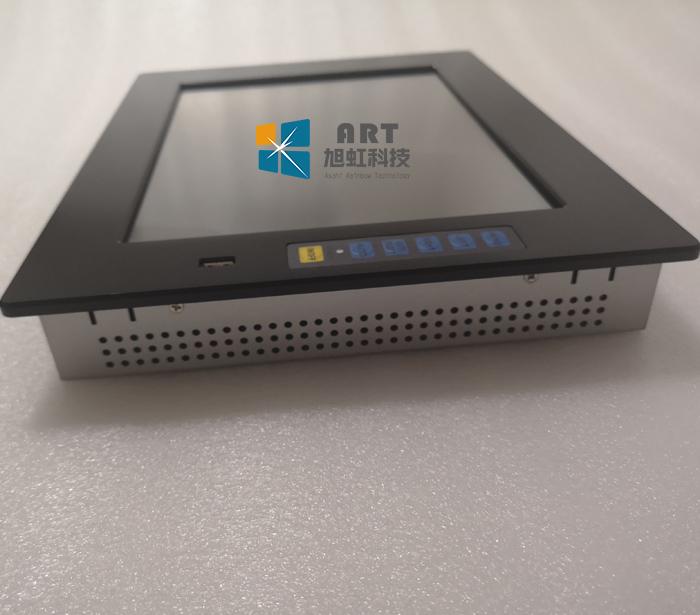 17寸电容触摸屏工业显示器